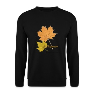 Streetworker art by Marcello Luce - autumn 2018 - Männer Pullover