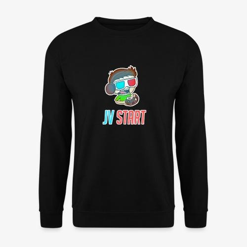JVSTART Logo principal - Sweat-shirt Homme