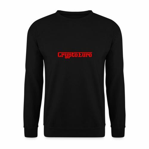 Crypto Euro Design - Mannen sweater