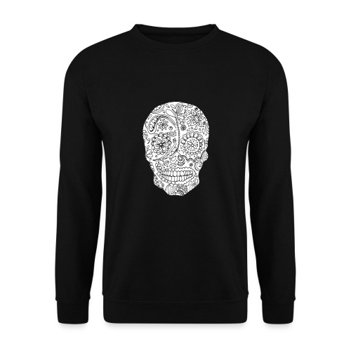 Sugar Skull - Sweat-shirt Homme