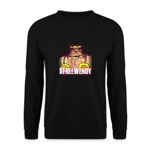 #FreeWendy - Men's Sweatshirt
