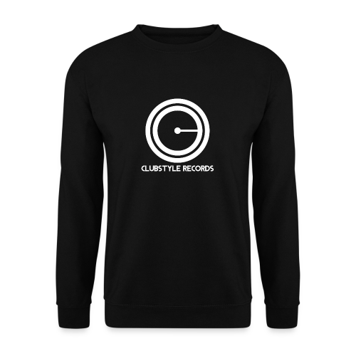 ClubStyle Records Logo - Mannen sweater