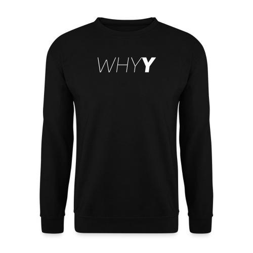Thick | WhyY - Men's Sweatshirt
