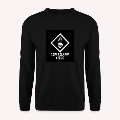 Capitalism kills Shirt - Männer Pullover