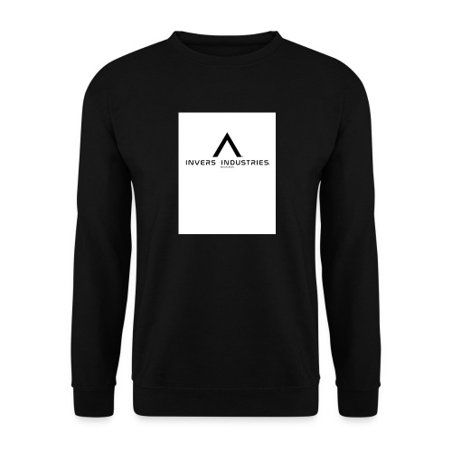 Invers Industries Full White - Men's Sweatshirt