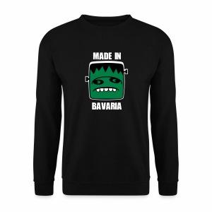 Fonster weiß made in Bavaria - Männer Pullover