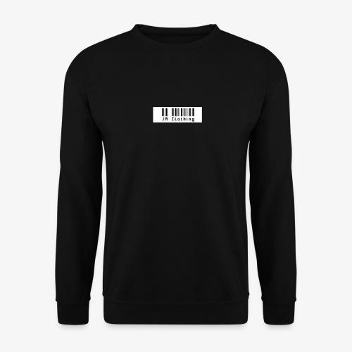 Barcode Design - Männer Pullover