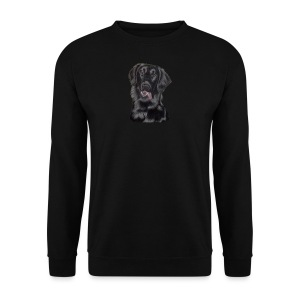 flatcoated retriever p - Herre sweater