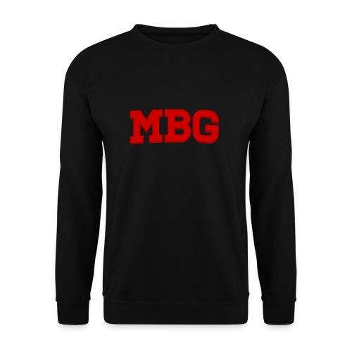 MBG - Mannen sweater