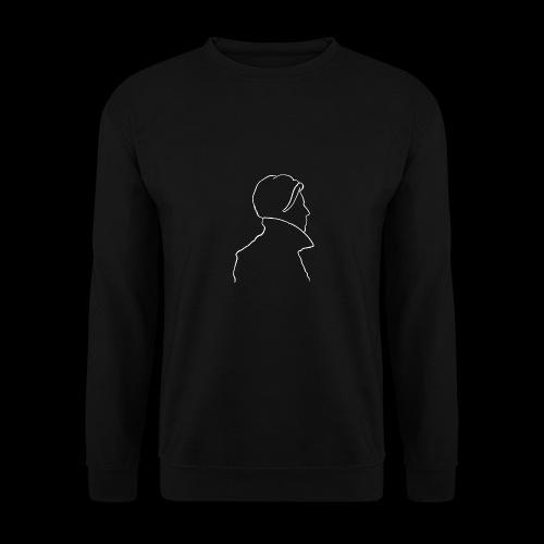 David Bowie Low (white) - Men's Sweatshirt