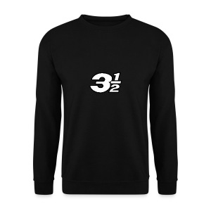 Three and a Half Logo - Men's Sweatshirt