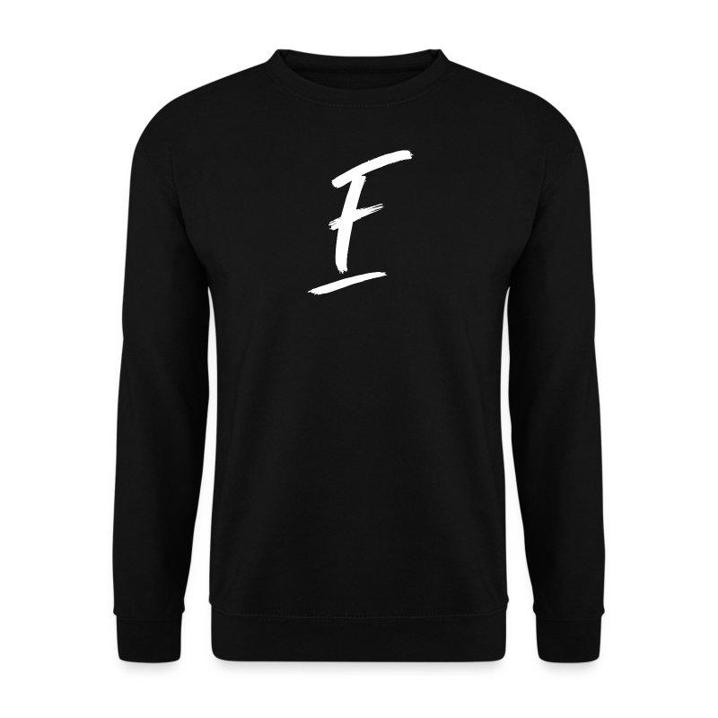 Radio Fugue F Blanc - Sweat-shirt Homme