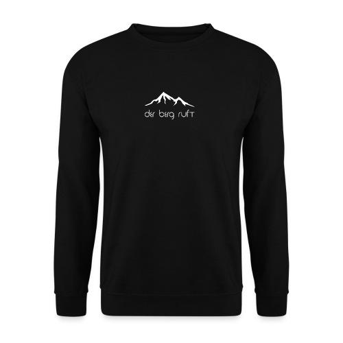 Der Berg ruft weiß - Männer Pullover