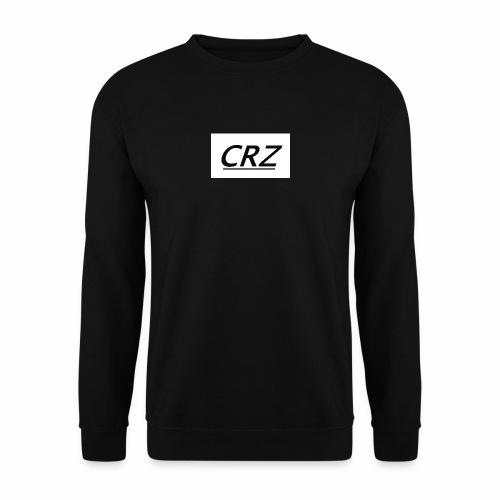 crzshirtlogo - Men's Sweatshirt