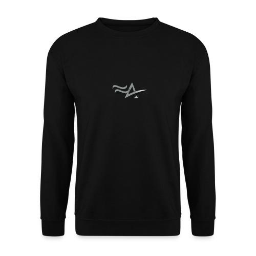 Fitness Addict Logo - Grey - Sweat-shirt Homme