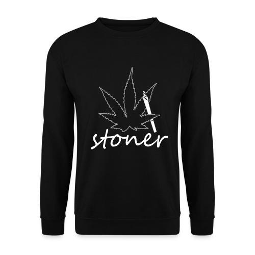 stoner - Sweat-shirt Homme