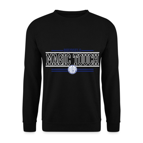 mt takers shirt logo2 - Men's Sweatshirt