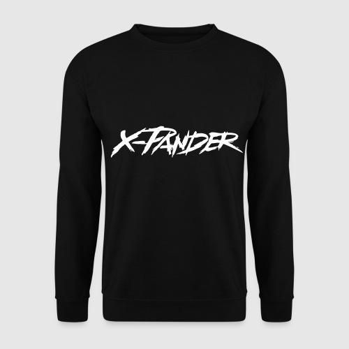 X-Pander Logo - Men's Sweatshirt
