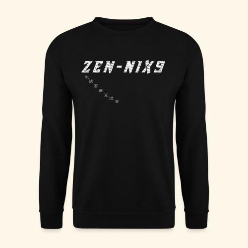 ZEN-NIX9 3 - Felpa da uomo