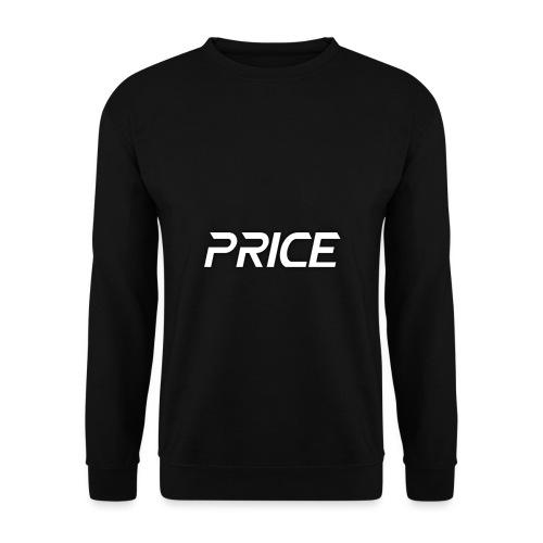 PRICE - Men's Sweatshirt