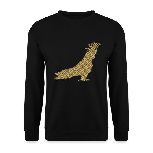 Papagei Gold - Männer Pullover