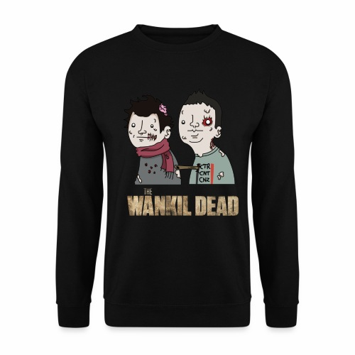 The Wankil Dead - Sweat-shirt Homme