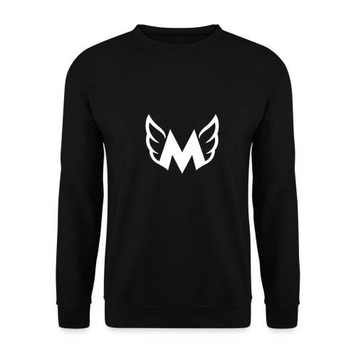 MightApparel™ BLANC - Sweat-shirt Unisexe