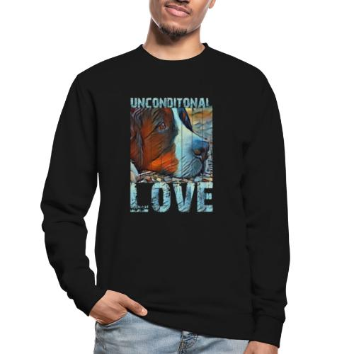 Bernese mountain dog - Unisex sweater
