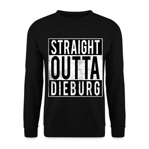 straightouttaDIEBURG - Unisex Pullover