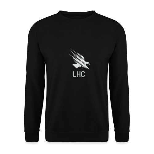 LHC Light logo - Unisex Sweatshirt