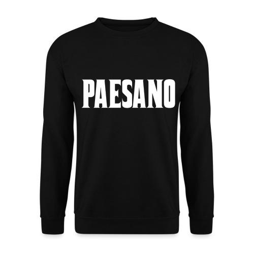 paesano png - Sweat-shirt Unisexe