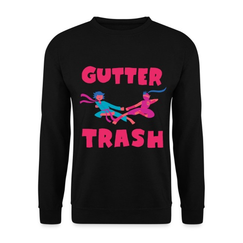 guttertrash4 - Men's Sweatshirt