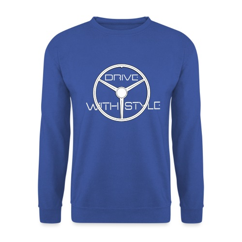 Edition Trois Branches DriveWithStyle - Sweat-shirt Homme