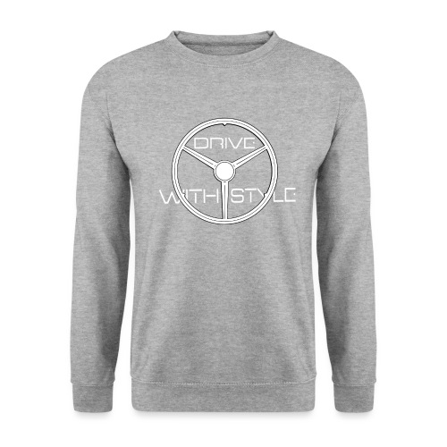 Edition Trois Branches DriveWithStyle - Sweat-shirt Unisex