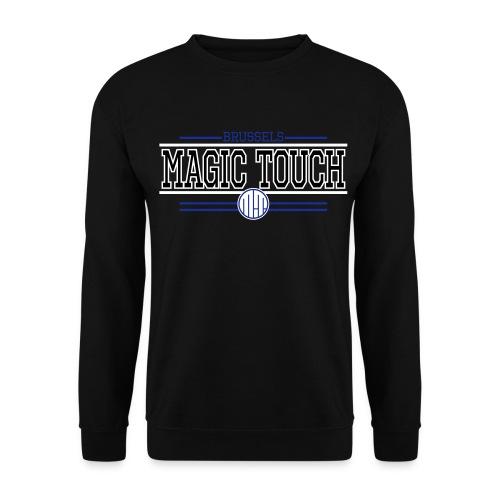 mt takers shirt logo2 - Men's Sweatshirt
