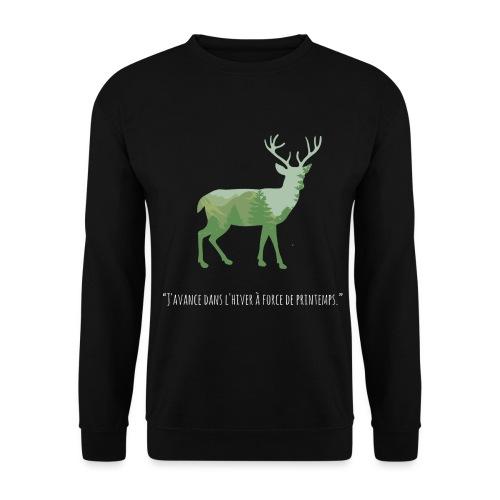 dádýr - Sweat-shirt Unisexe