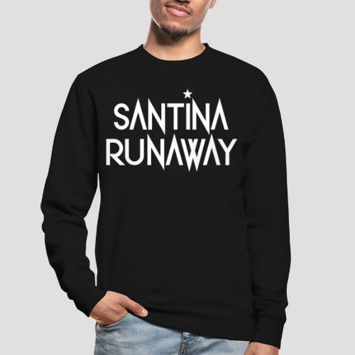 DJ Santina Runaway - Logo - Unisex Sweatshirt