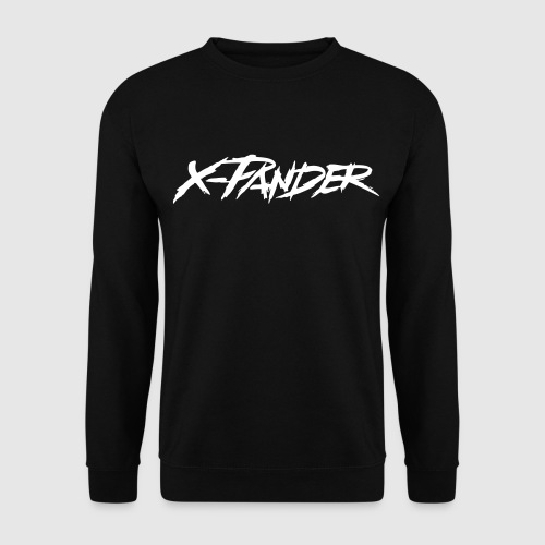 X-Pander Logo - Men's Sweatshirt
