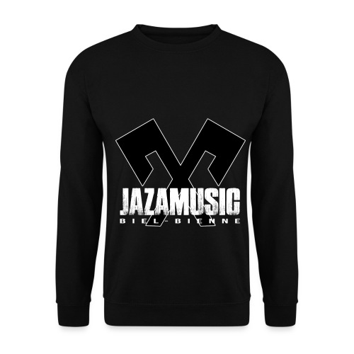 jazamusic wappen hinten - Männer Pullover