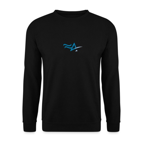 Fitness Addict Logo - Blue - Sweat-shirt Unisex