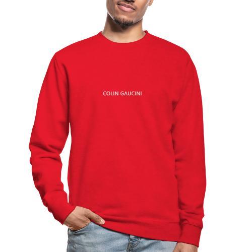 Colin Gaucini2 - Unisex Pullover
