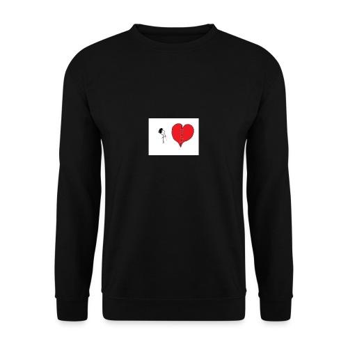10442 2CDoge Hot - Men's Sweatshirt