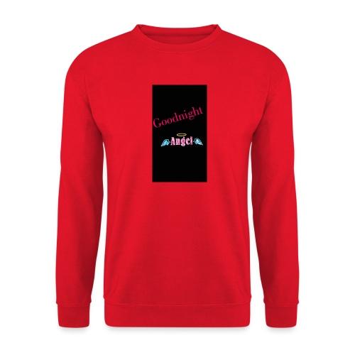 goodnight Angel Snapchat - Unisex Sweatshirt