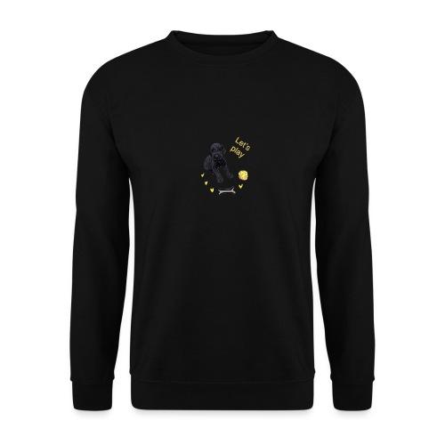 Giant Schnauzer puppy - Unisex Sweatshirt