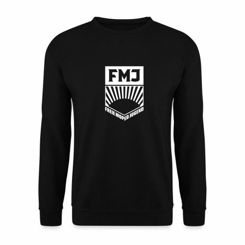 Freie Moped Jugend FDJ Parodie (1c) - Men's Sweatshirt