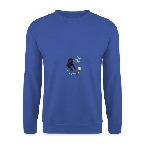 Giant Schnauzer puppy - Men's Sweatshirt