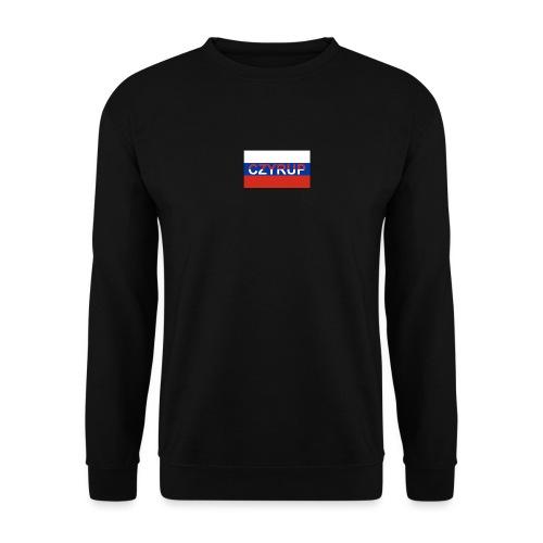 czyrup russia png - Unisex Sweatshirt