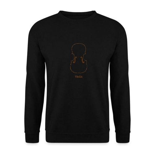 Violin - Unisex sweater