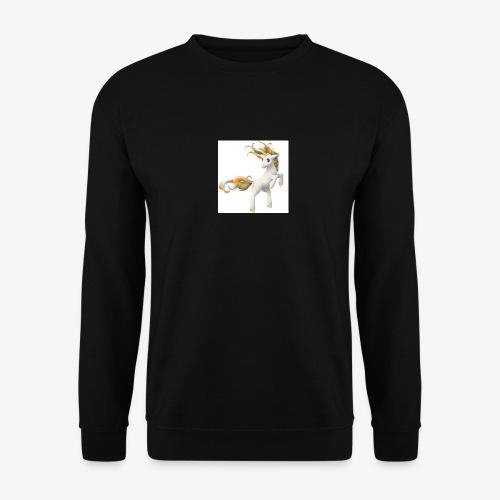 Love Unicorn - Männer Pullover