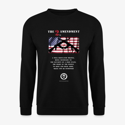 2nd Amendment - Männer Pullover